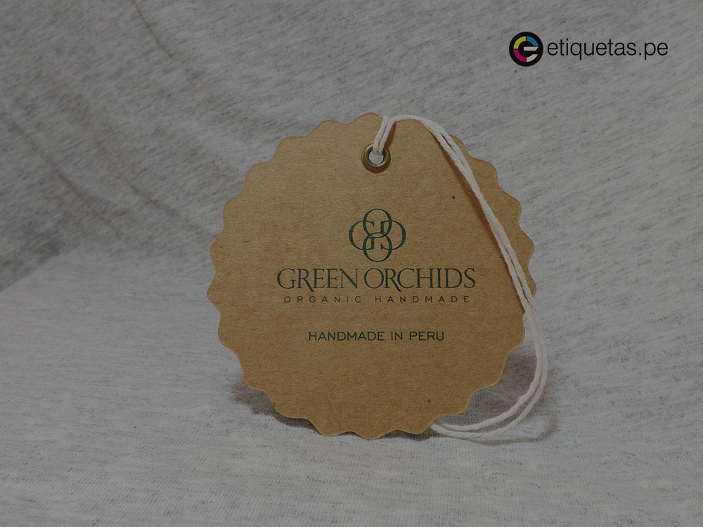 Hang Tag Ecológica